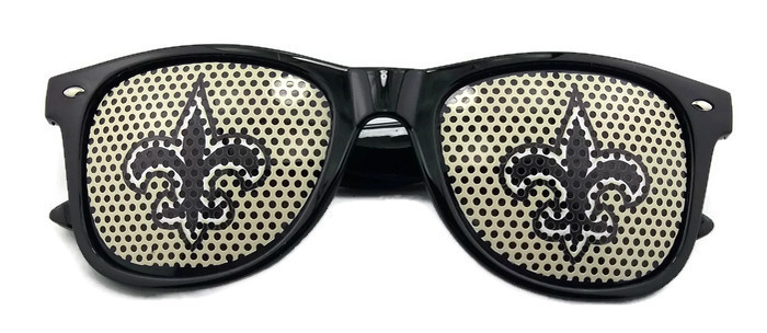 NFL New Orleans SAINTS Game Day Shades / Sunglasses