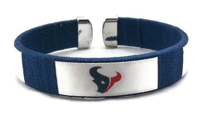 NFL Houston Texans - Ribbon BRACELET