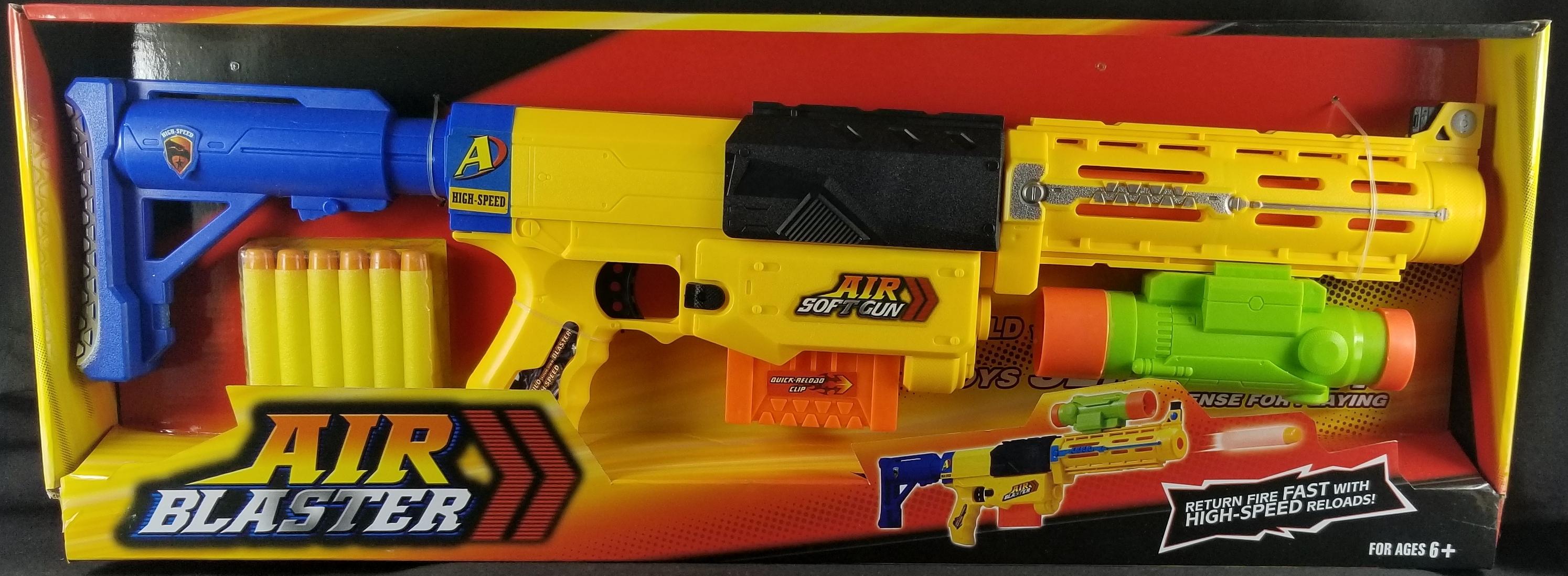 Air Blaster w/Foam DARTS 281856