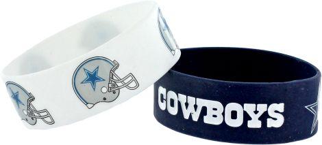 NFL Dallas Cowboys BRACELET - 2 Piece