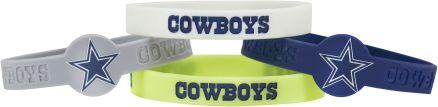 NFL Dallas Cowboys BRACELET - 4 Piece Set