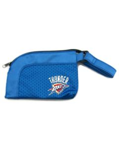 NBA Oklahoma City (OKC) Thunder Stadium Wristlet