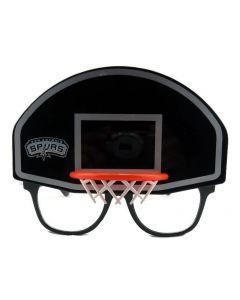 NBA San Antonio Spurs Game Shades - Clear Lens