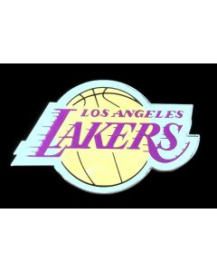 NBA Los Angeles Lakers Auto Emblem - Color