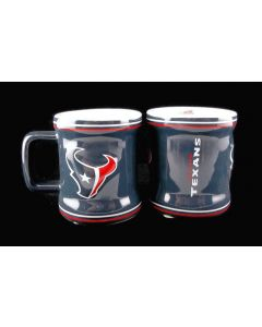 NFL Houston Texans Shot Glass Mug