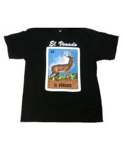 El Venado Loteria T-Shirt
