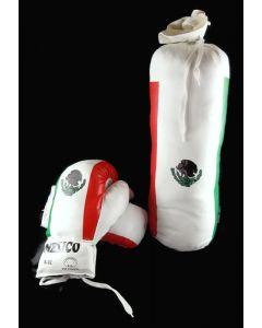 Boxing Bag Set - 8oz Asst. - Mexico