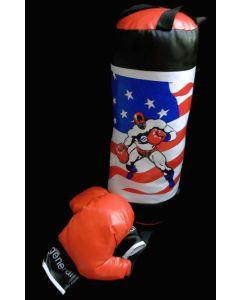 """Boxing Set USA 20"""" 37643"""