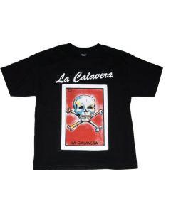 La Calavera Loteria T-Shirt