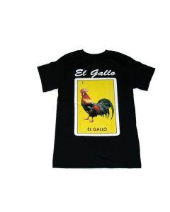 El Gallo Loteria T-Shirt