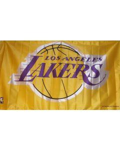 NBA Los Angeles Lakers Flag 3' X 5'