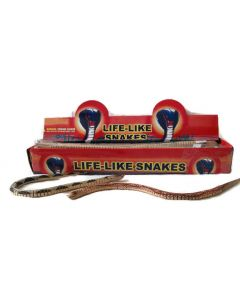 Small Wooden Snake - Sold by the Box - 2 Dozen Per Box