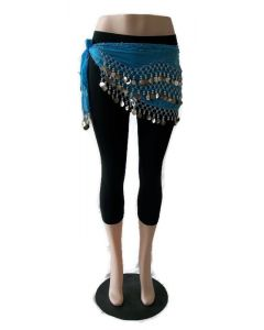 Belly Dance Skirt - Assorted Colors