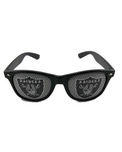 NFL Oakland Raiders Game Day Shades / Sunglasses