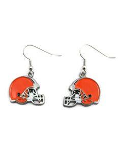 NFL Cleveland Browns Earrings Logo