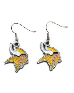 NFL Minnesota Vikings Earrings