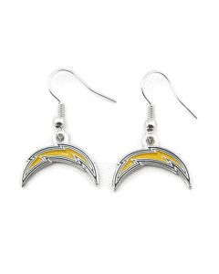 NFL San Diego Chargers Earrings (Logo)