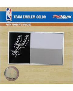 NBA San Antonio Spurs - State Flag Auto Emblem