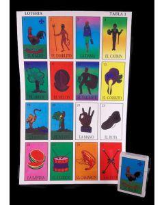 Loteria Super Jumbo Cards