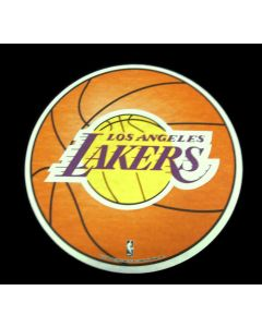NBA Los Angeles Lakers Pennant Round