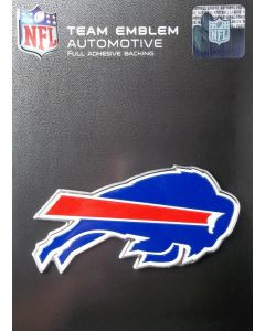 NFL Buffalo Bills Auto Emblem - Color
