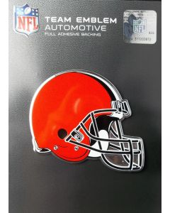 NFL Cleveland Browns Auto Emblem - Color