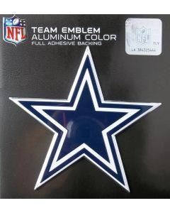 NFL Dallas Cowboys Auto Emblem - Color