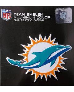NFL Miami Dolphins Auto Emblem - Color