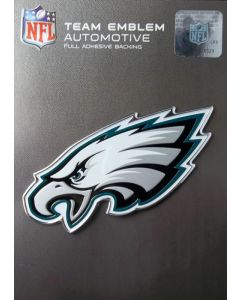 NFL Philadelphia Eagles Auto Emblem - Color