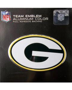 NFL Green Bay Packers Auto Emblem - Color