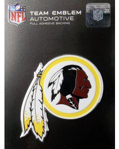 NFL Washington Redskins Auto Emblem - Color