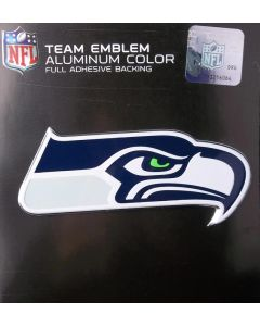 NFL Seattle Seahawks Auto Emblem - Color