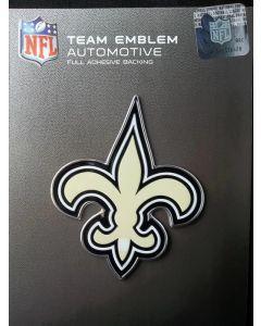 NFL New Orleans Saints Auto Emblem - Color