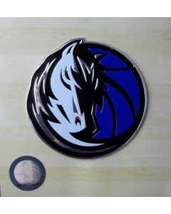 NBA Dallas Mavericks Auto Emblem - Color