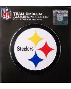 NFL Pittsburgh Steelers Auto Emblem - Color