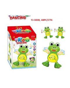 FROG DANCING