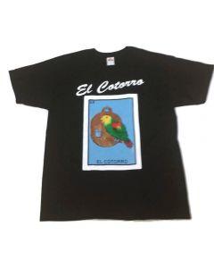 El Cotorro Loteria T-Shirt