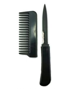 Knife CK-BK/BKS(HWT229BK) Comb Black