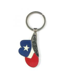 Keychain (KC) 66428 Texas Cowboy Hat - SOLD BY THE DOZEN ONLY