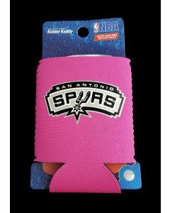 NBA San Antonio Spurs - Koozie Kaddy Pink