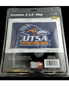 NCAA University of Texas at San Antonio (UTSA) Flag Logo Blue 3 FT x 5 FT