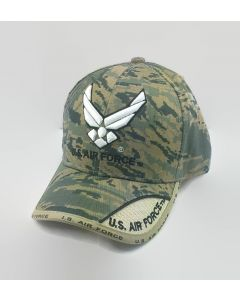 United States Air Force Wings Military Hat - Digital Camo