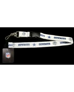 NFL Dallas Cowboys Lanyard - Retro