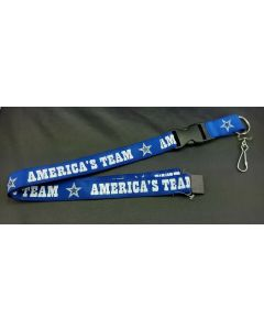 "NFL Dallas Cowboys ""AMERICA'S TEAM'' Lanyard"