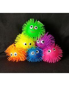 Puffer Ball Yo-yo w/Light 520-PVC (Only Sold By The Dozen)