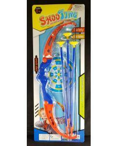 Shooting Bow & Arrow Blue 2348