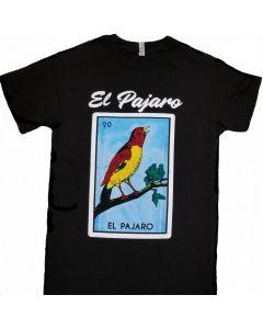 El Pajaro Loteria T-Shirt