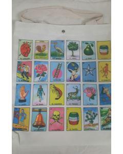 Purse - Loteria Canvas Bag - Multi Design