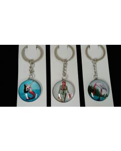 KC (Keychain) - Loteria - KY243A SOLD BY THE DOZEN
