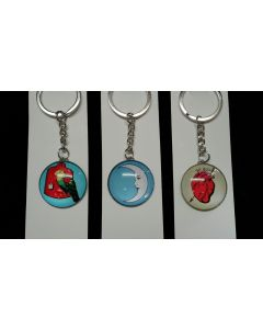 KC (Keychain) - Loteria - KY243B SOLD BY THE DOZEN